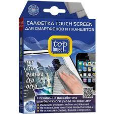 Купить <b>чистящее средство TOP HOUSE</b> Салфетка touch screen ...