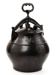 Афганский казан-<b>скороварка 5 литров</b> черный, алюминий ...