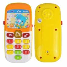 Электронная <b>игрушка</b> телефон детский мобильный телефон ...