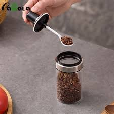 3pcs/1pc <b>Glass Airtight Jar Spice</b> Containers Bottle Condiment Salt ...
