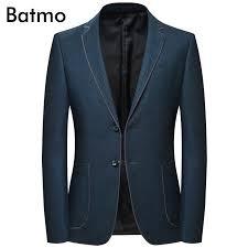 Batmo 2019 <b>new arrival</b> autumn high quality <b>casual</b> blazer <b>men</b> ...