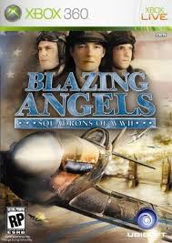 Blazing Angels Squadrons of WWII RGH Español 1.8 GB [Mega+]