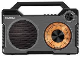 Портативная акустика <b>SVEN SRP</b>-<b>755</b> — купить по выгодной ...