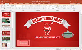 animated christmas toolkit for powerpoint animated christmas powerpoint template