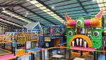 Sutton Sports Village's new trampoline and play park is now open