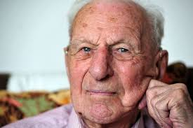 Clifford Baker. He was 30 when he first landed on the beach on June 6, 1944, ... - SJP_MAI_030614-cathy7352_01JPG