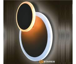 <b>Estares бра</b> светодиодная <b>Geometria Round</b> 12W(900lm) 4K круг ...