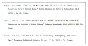 Examples Of Annotated Bibliography In Apa Format For Websites Media Musique