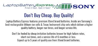 <b>Sony</b> Vaio <b>Laptop Batteries</b> | <b>Laptop battery</b> Express
