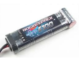 <b>Аккумулятор Team Orion</b> Rocket Pack 5100 8,4V Stick NiMH w/TRX ...
