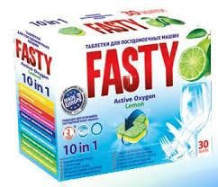 Фасти 30шт <b>таблетки для ПММ</b> (<b>Fasty</b>): продажа, цена в Санкт ...