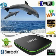 <b>R69</b> Android 7.1 Smart <b>TV Box</b> 1GB+8GB 2GB+16GB Quad Core ...