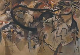 <b>Composition</b> V, 1911 by <b>Wassily Kandinsky</b>