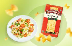 <b>Паста Borges</b>: почувствуй Италию на вкус! - новости от ITLV
