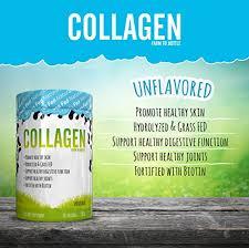<b>Pure Hydrolyzed Collagen</b> Peptides, Dietary Supplement, <b>Grass Fed</b> ...
