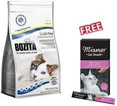 <b>Bozita</b> Feline <b>Grain</b> Free Single Protein Chicken 2 x 10kg Complete ...