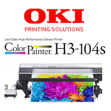 Tubelite Store » <b>OKI H3</b>-<b>104S</b> SX <b>8</b> Color