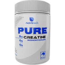 <b>Creatine</b> Monohydrate <b>Pharmaceutical Grade</b> – Nutratech