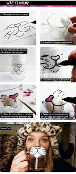 cat tea glass so making this for oh you know who you cat lovers 27 diy