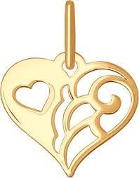 <b>Кулоны</b>, <b>Подвески</b>, <b>Медальоны Sokolov</b> 035142_S, Подарки ...