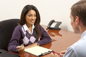 checklist for interviewing potential employees young w interviewing male candidate