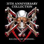 <b>Megadeth Killing Is</b> My Business 35th Anniversary Merch