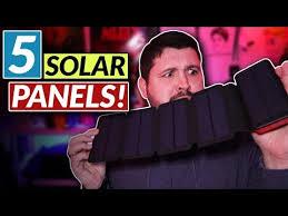 THE BEST <b>POWER</b> BANK with 20000mAh and <b>Detachable Solar</b> ...