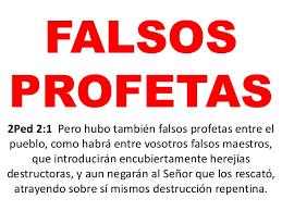 Resultado de imagem para imagens de falsos profetas