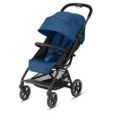 <b>Прогулочная коляска Cybex Eezy</b> S Plus 2 Navy Blue