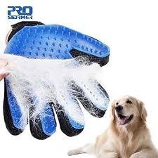Силиконовая <b>перчатка для груминга</b> PROSTORMER, щетка для ...