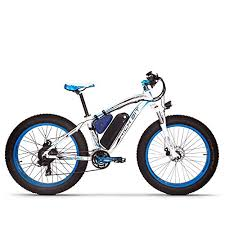 GUOWEI <b>RICH BIT RT-022</b> 48V 17AH 1000W Fat Tire Snow Bicycle ...
