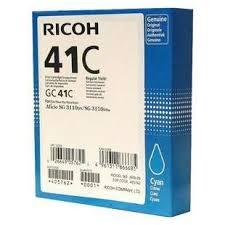 <b>Картридж гелевый GC</b> 41C (405762) <b>Ricoh Aficio</b> 3110DNw/DNw ...