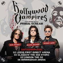 <b>Hollywood Vampires</b> tickets in Leeds at first direct arena on Wed ...