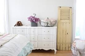 distressed dresser ideas bedroom shabby chic style with laundry hamper reclaimed furniture neutral colors chic shabby french style distressed