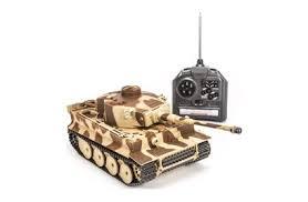 <b>Радиоуправляемый танк Huan Qi</b> Airsoft German Tiger масштаб 1 ...