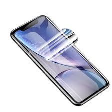 <b>HD Blue Water Gel</b> Hydrogel Film Screen Protector for IPhone 11 X ...