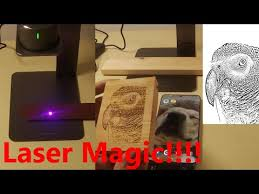 <b>Handheld</b> LASER Engraver! <b>LaserPecker</b> Review - YouTube