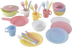 KidKraft 27pc Cookware Set - Pastel: Toys & Games - Amazon.com