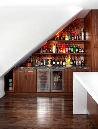 view in gallery transform the space under the stairs into a contemporary home bar design palmerston design charming home bar design