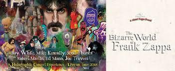 The Bizarre World of <b>Frank Zappa</b> - The Modell Lyric