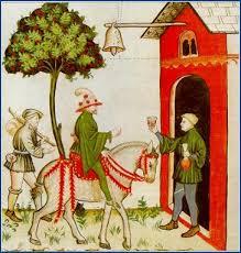 "Risultati immagini per ""pellegrini medievali"""