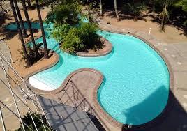 Makasutu heeft een prachtig zwembad.