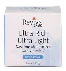 Купить Reviva Labs <b>Ultra Rich</b> Ultra <b>Light Дневной</b> увлажняющий ...