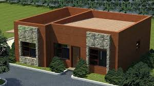 Flat Roof House   But DecorFlat Roof House d Example Design