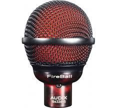 <b>Инструментальный</b> динамический <b>микрофон Audix FireBall</b> ...