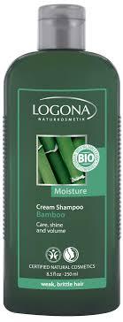 LOGONA <b>Крем</b>-<b>шампунь с Экстрактом Бамбука</b> 250 мл — купить в ...