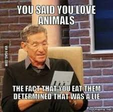 Vegan Funny on Pinterest | Vegan Humor, Vegetarian Humor and Funny ... via Relatably.com