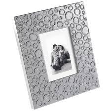 <b>Рамка для фотографий</b>, <b>серебристая</b> оптом под логотип