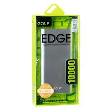 <b>Внешний аккумулятор GOLF EDGE</b> 10 10000 mAh / ЗАРЯДНЫЕ ...