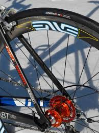Pro bike: Charly Wegelius's UnitedHealthcare pb Maxxis Boardman ...